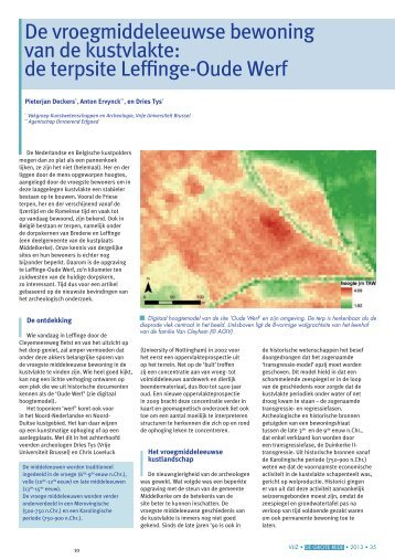 GROTE REDE 35.indd - Vlaams Instituut voor de Zee