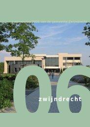 Jaarverslag 2006 - Gemeente Zwijndrecht