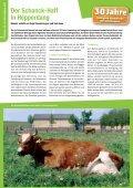 Auf dem Schanck-Haff - Demeter Luxemburg - Seite 6