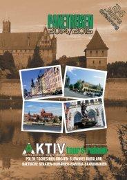 1. Tag - AKTIV Tours Reisen