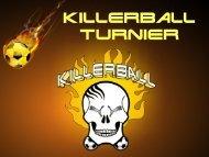 Vorhang auf für Killerball - UFC Wettmannstätten