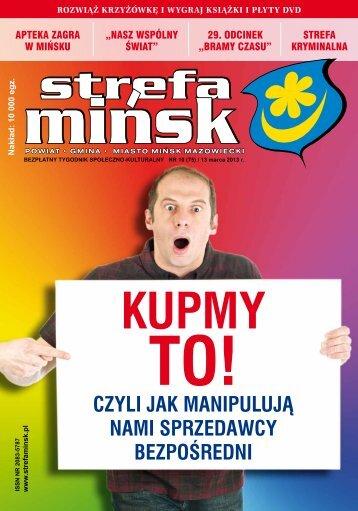 SM nr75-1 - Strefa Mińsk