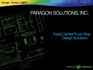 PARAGON SOLUTIONS, INC.