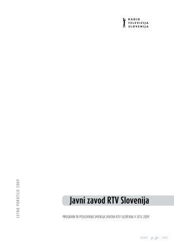 2009 - RTV Slovenija