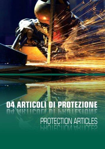 Articoli di protezione - Barilli