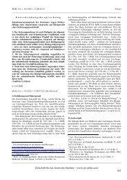 BGH, Urt. v. 19.4.2013 – V ZR 47/12 Nefzger E ... - ZJS