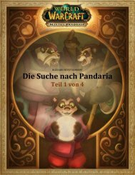 Die Suche nach Pandaria – Teil 1 von 4 - Blizzard Entertainment