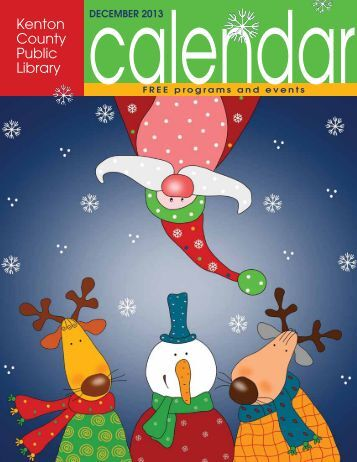 Current Calendar - Kenton County Public Library