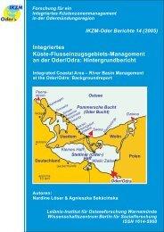 Integriertes Küste-Flusseinzugsgebiets-Management an der Oder ...
