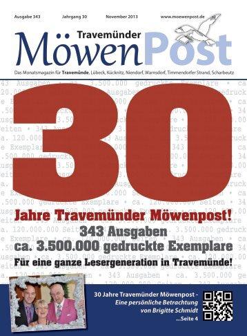 November 2013 - Möwenpost