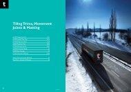 Tiling Trims, Movement Joints & Matting - trimline group - home