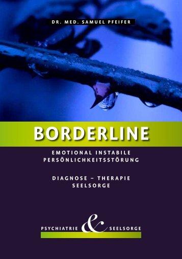 Borderline - emotional instabile Persönlichkeitsstörung ... - ACC