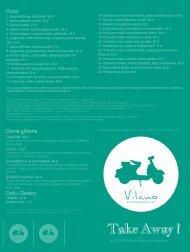 Pobierz menu - Vilano