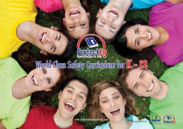 World Class Safety Curriculum for K - 12 - Kidproof Safety