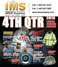 to download the flyer - IMS Co