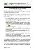 Schutzmaßnahmen in der Land - SVLFG - Page 3