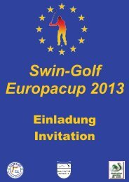 Einladung Invitation - SGV-Renningen
