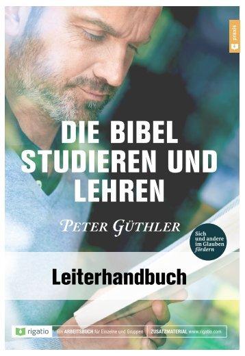 Leiterhandbuch - Buhl Replication Service GmbH