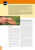 Gespräche mit Koordinatorinnen und Koordinatoren im Süden - Unité - Seite 4