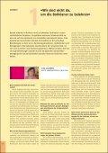 Gespräche mit Koordinatorinnen und Koordinatoren im Süden - Unité - Seite 6