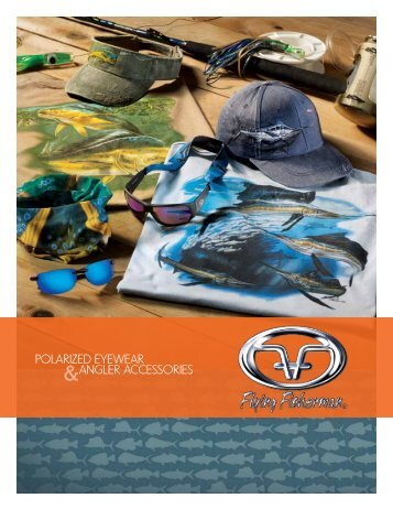 POLARIZED EYEWEAR ANGLER ACCESSORIES - Flying Fisherman