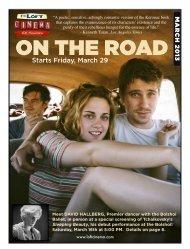 ON THE ROAD - The Loft Cinema