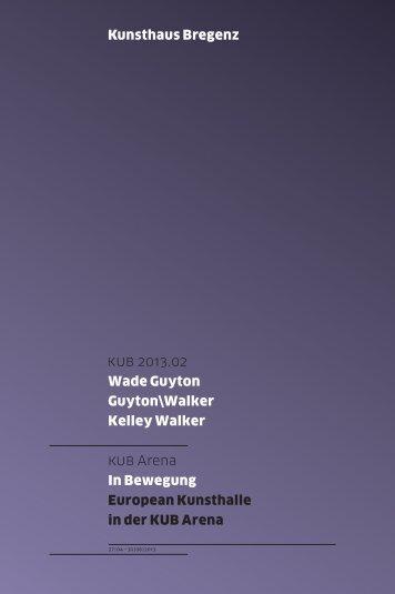 download PDF - Kunsthaus Bregenz