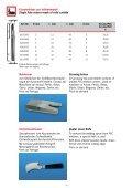 EINZAHNFRÄSER SINGLE FLUTE CUTTERS - Dress Tools - Seite 4