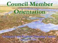 TCRPC Board Orientation-1-21-11.pdf - Treasure Coast Regional ...