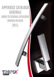 appendice catalogo generale - Antigerm