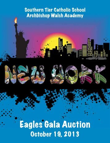 Eagles Gala Auction - Southern Tier Catholic School : Archbishop ...