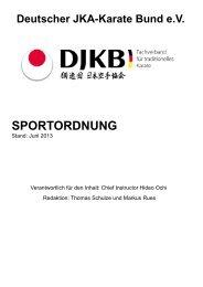 DJKB-Sportordnung (Stand Juni 2013, pdf-Datei)