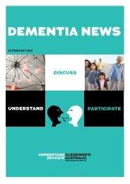 22 February 2013 - Alzheimer's Australia