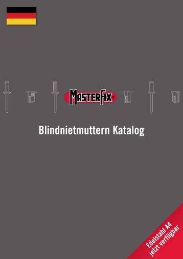 Blindnietmuttern Katalog - Masterfix