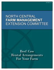 Beef Cow Rental Arrangements For Your Farm - AgManager