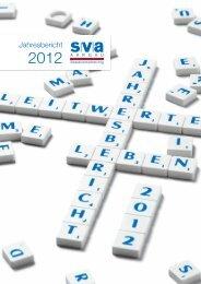 Jahresbericht 2012 (PDF, 545 KB) - SVA Aargau