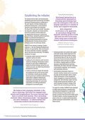 Creativity, arts and learning conversation - The Meadows Center for ... - Page 6