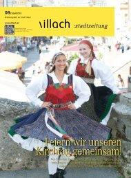 stadtzeitung - Villach