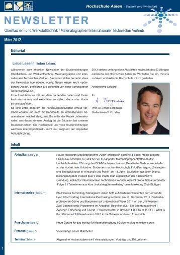 Download / Link - Hochschule Aalen