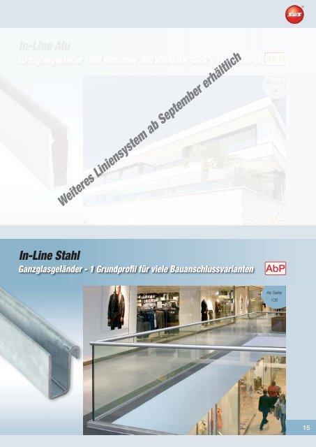 AbP - V3S Glass Systems