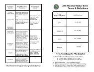 ATC wx radar echo brochure v4 Jul5 06.pub - FAASafety.gov