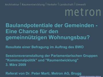 Referat - Wohnbund