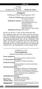 programm 2 0 1 0 weizer pfingstereignis way of hope pfingstvision - Page 6