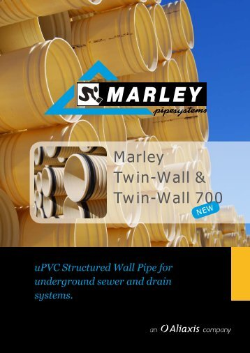Marley Twin-Wall Product Brochure PDF - Marley Pipe Systems