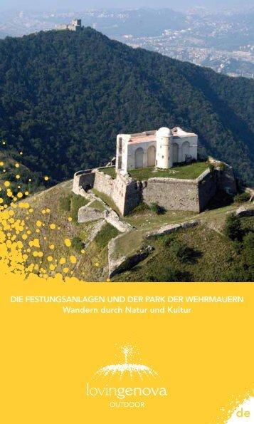 Die Festungsanlagen unD Der Park Der Wehrmauern ... - Genova