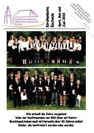 Kibo April-Juni13-Seite1-11 - Kirchengemeinde Eschede