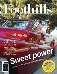 Sweet power - Foothills Magazine