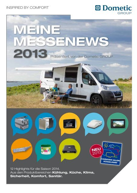 MEiNE MESSENEwS - Waeco