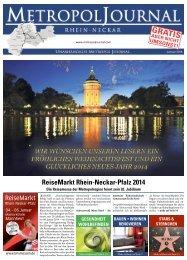 Januar 2014 - MetropolJournal Rhein-Neckar