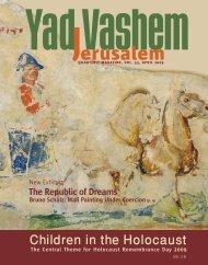 Jerusalem - Yad Vashem